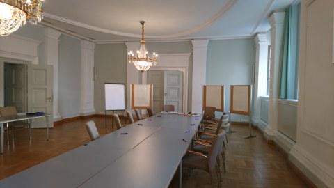 Foto: Aufbau Fokusgruppen